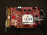 ВИДЕОКАРТА Pci-E RADEON X 1650 на 256 MB 128 bit DDR3 с ГАРАНТИЕЙ ( видеоадаптер X1650 256mb  )