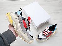 Мужские кроссовки Balenciaga Triple S (топ качество)