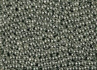Посипка Шарики серебряные 4мм (код 01078)