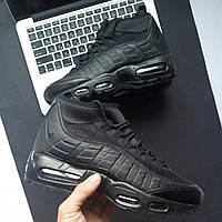 Кроссовки мужские Nike air max 95 sneakerboot black  41-45