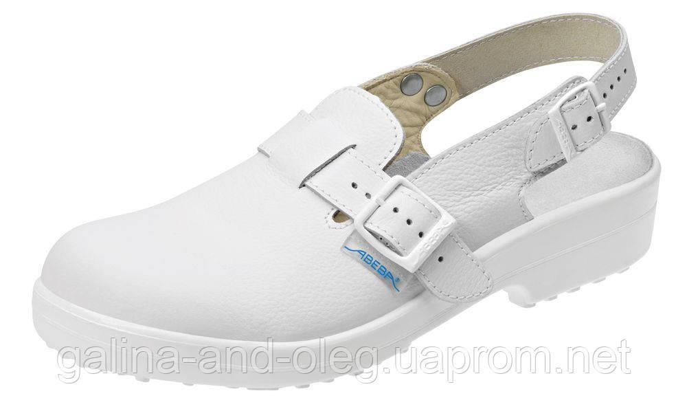Обувь с железными вставками (металлическим подноском)