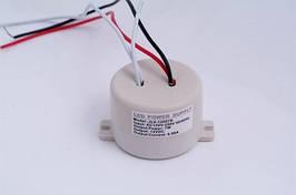 Герметичный блок питания JLV-12007K 12 Вольт 7W 0.58А IP54