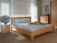 Деревянная кровать Эко плюс (ясень)