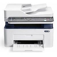 Черно-белое МФУ Xerox WorkCentre 3025NI Wi-Fi ADF fax, фото 1