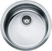 Мойка кухонная Franke RBX 110-38 полированная
