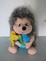Мягкая игрушка Еж, 20 см №1439.
