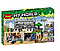 Конструктор Decool 820 Minecraft 2 in 1, 818 дет