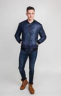Куртка мужская  бомбер осень-весна