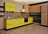 Кухонная мебель, кухни с пленочным МДФ Киев, фото 1