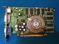 ВИДЕОКАРТА Pci-E Nvdia GeForce 6600 LE на 256 MB с ГАРАНТИЕЙ ( видеоадаптер 6600LE 256mb  )