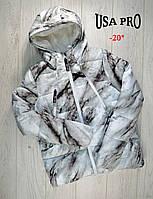 Женская зимняя куртка Usa Pro/юса про/уса про Оригинал