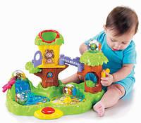 Игрушки развивающие для малышей от 0 до 4х лет