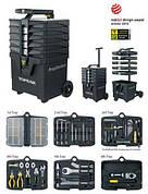Сервисный набор Topeak Prepstation, 40 проф. инструментов с ящиком
