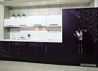 Кухни с крашеными мдф фасадами на заказ, фото 1