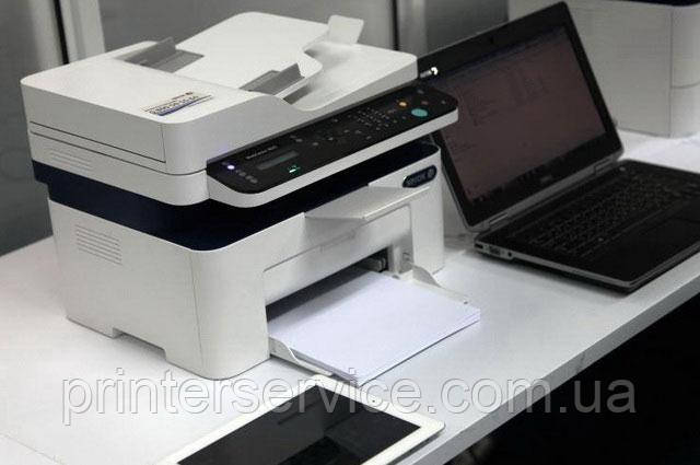 МФУ Xerox WorkCentre 3025NI (3025V_NI) на рабочем месте