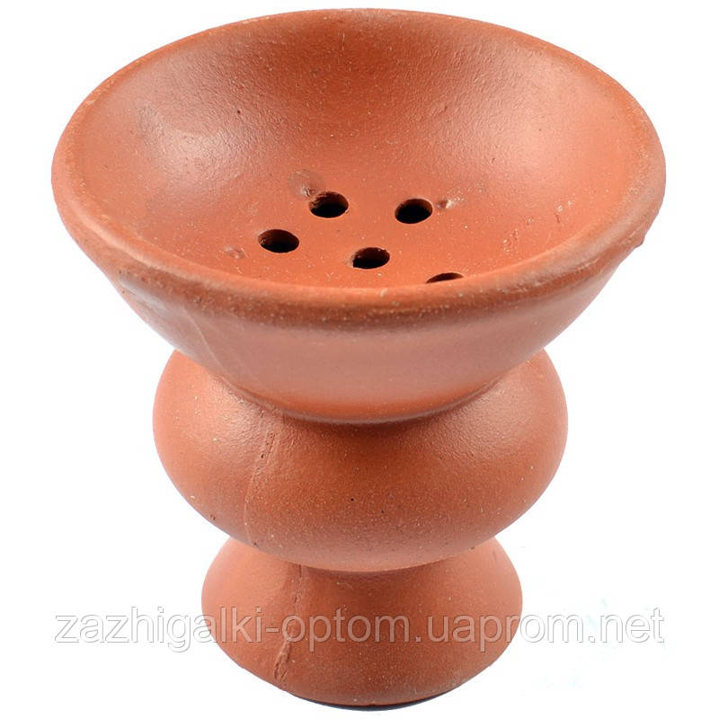 Чашка для кальяна глина (большая)