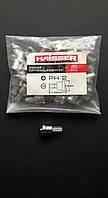 Бита с ограничителем HAISSER PH2 х 25 мм, фото 1