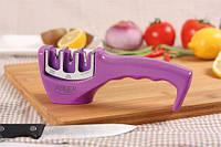 Универсальная точилка для ножей Adler AD 6710. Отличное качество. Практичная и удобная точилка. Код: КДН2846