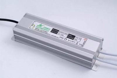 Герметичный блок питания JLV-12100KA 12 Вольт 100W 8.33А IP66, фото 2