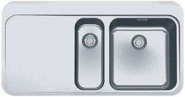 Мойка кухонная Franke SNX 251 полированная