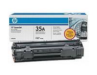 Заправка картриджа HP LJ P1005/P1006 (CB435A) (1500 стр)