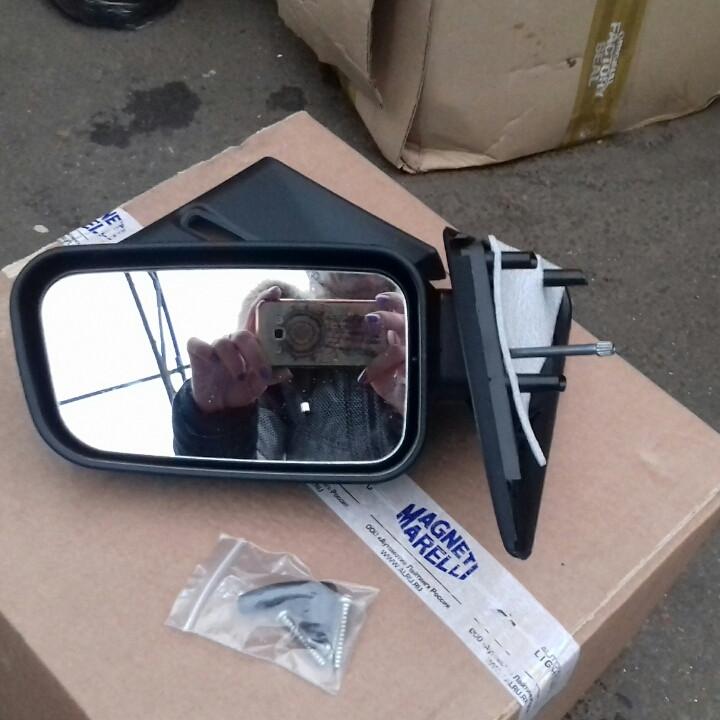 Бічні дзеркала ВАЗ 2110 2111 2112