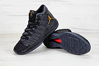 Мужские баскетбольные кроссовки Nike Air Jordan Melo M13 Black