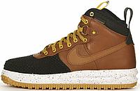 "Мужские кроссовки Nike Lunar Force 1 Duckboot ""Black/Brown"""