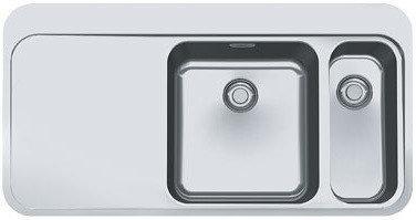 Мойка кухонная Franke SNX 261 полированная