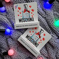 Духи Moschino Funny 5 ml. с феромонами