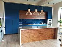 Встроенная Кухня с островом