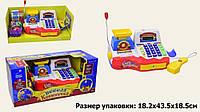 Кассовый аппарат  Весела Крамничка батар,звук.микрофон,весы