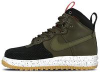"Мужские кроссовки Nike Lunar Force 1 Duckboot ""BlackGreen"""