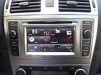 GPS Навигационно-развлекательная система для  Toyota