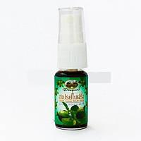 Антибактериальный спрей для полости рта / Abhaiherb Guava Leaves Mount Spray / 15 мл