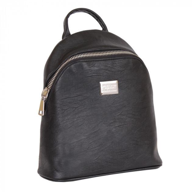 Сумка-рюкзак de esse D23186-4001 Черная