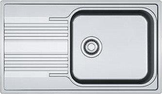 Мойка кухонная Franke SRL 611-86 XL полированная