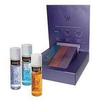 Набор для процедуры экранирования поврежденных волос Q3 Therapy