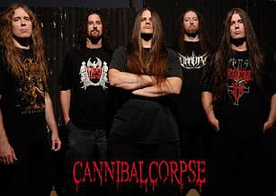 Плакат Cannibal Corpse 02
