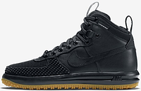 "Мужские кроссовки Nike Lunar Force 1 Duckboot ""Black"""