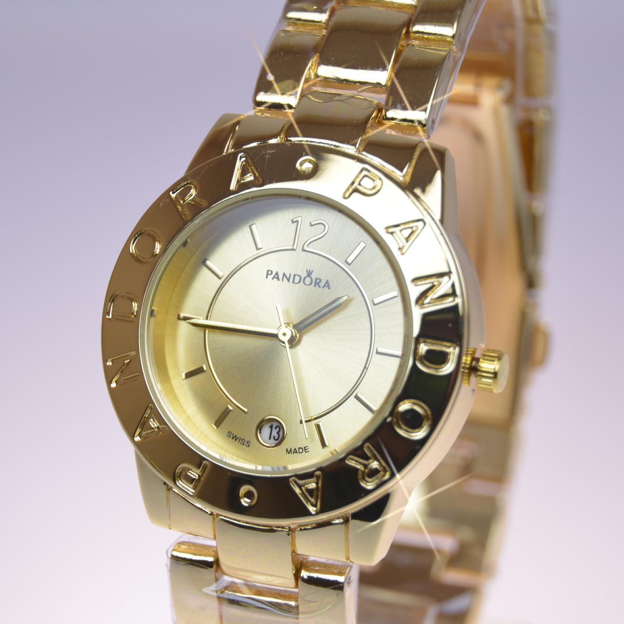 337fb86f234a Женские наручные часы PANDORA (Пандора) Gold - интернет- магазин