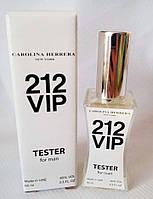 Тестер мужской Carolina Herrera 212 Men (Каролина Эрейра 212 Мэн) 60 мл