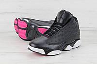 Мужские баскетбольные кроссовки Nike Air Jordan Melo 13 Black/White (топ качество), фото 1