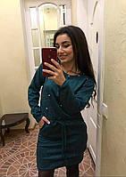 Платье женское Casual бусы