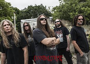 Плакат Cannibal Corpse 03