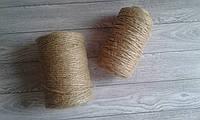 Джутовий шнур - товщина 2 мм - намотка 200 грам