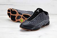 Мужские баскетбольные кроссовки Nike Air Jordan Melo 13 Grey