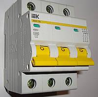 Автоматический выключатель ВА 47-29 3Р 40А С IEK