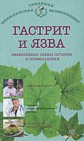 Виктор Ильин Гастрит и язва. Эффективные схемы лечения и профилактики