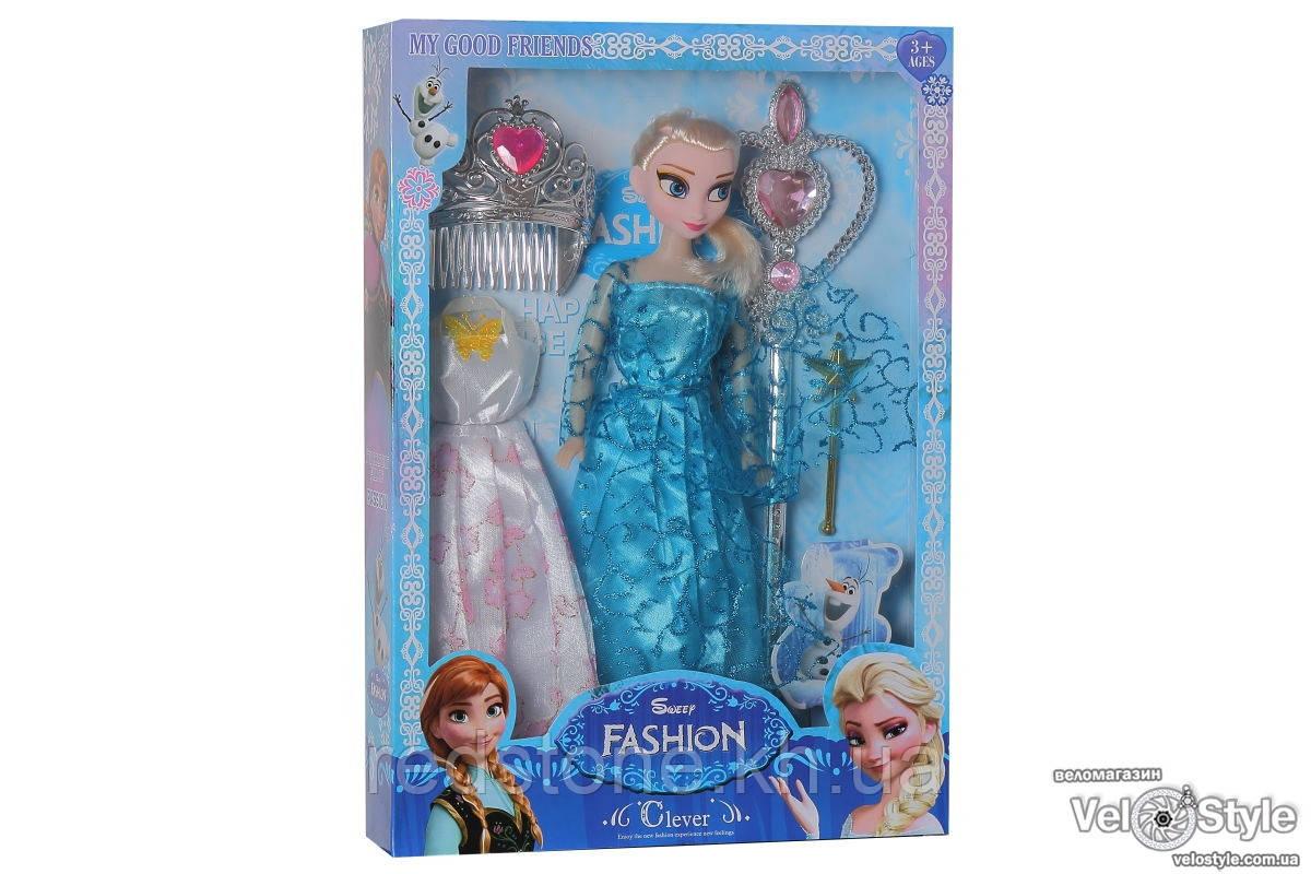 Кукла Принцесса Эльза из мультфильма Холодное сердце Elsa Classic Doll Frozen